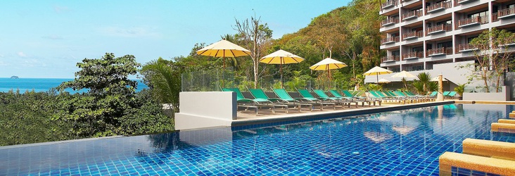SWIMMING POOL Krabi Cha-Da Resort Hotel Krabi