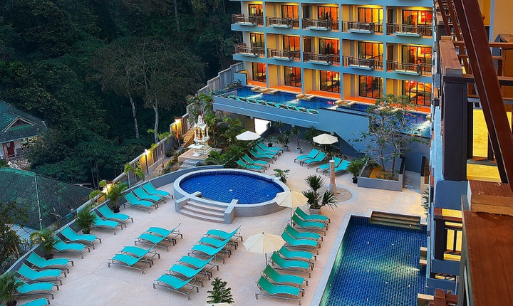 PHOTO GALLERY Krabi Cha-Da Resort Hotel - Krabi